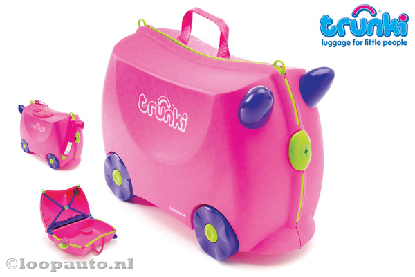 Kinderkoffer Trixie van Trunki.