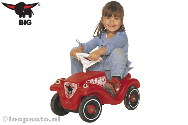 big bobby car classic red. Black Bedroom Furniture Sets. Home Design Ideas