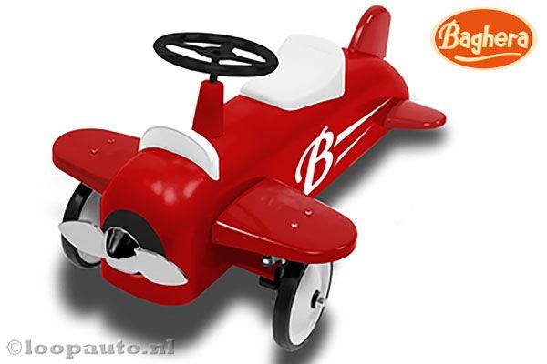 Speedster Avion rood