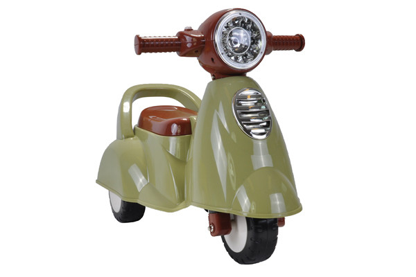 Scooter Retro Groen