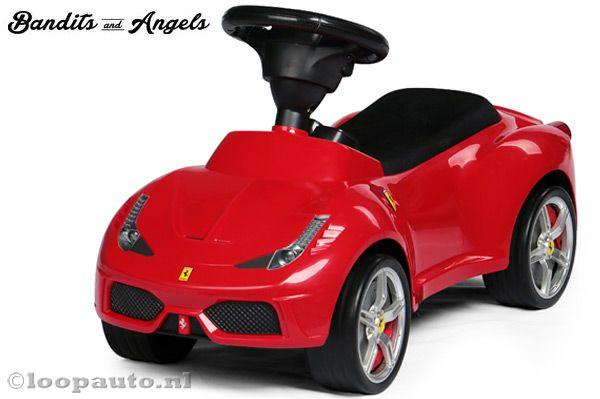 Ferrari 458 Speciale A rood