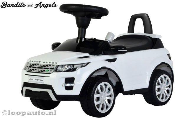 Range Rover Evoque wit