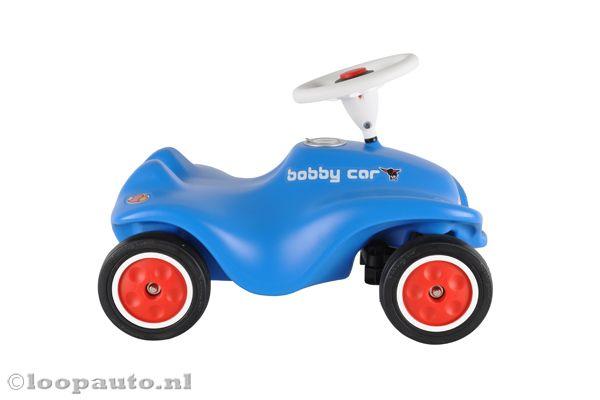 big new bobby car blauw. Black Bedroom Furniture Sets. Home Design Ideas