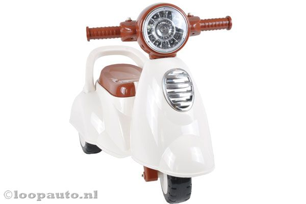 Scooter creme