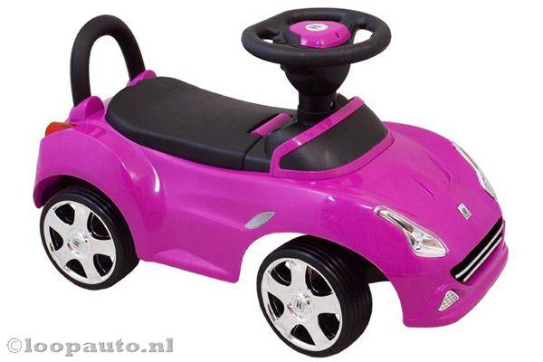 Super racer paars