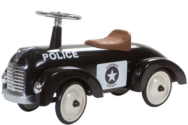 Bobby politieauto