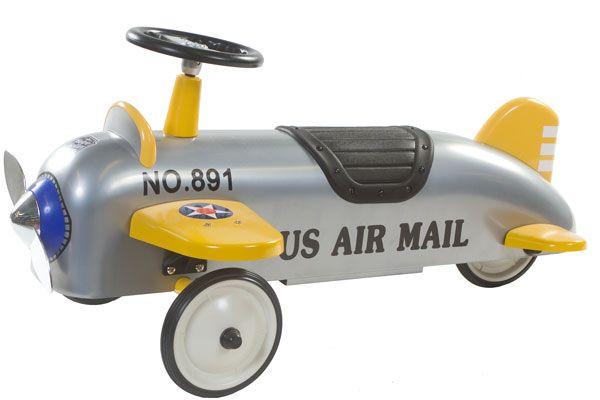 Charles vliegtuig