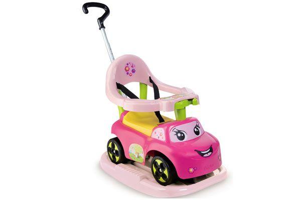 Auto balade roze