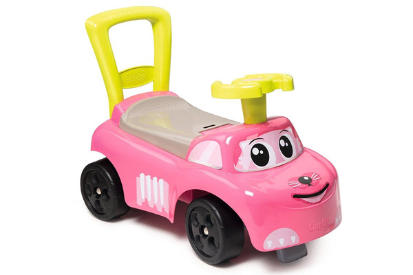 Ride-on roze