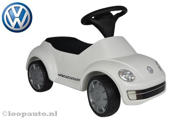 Volkswagen Beetle wit