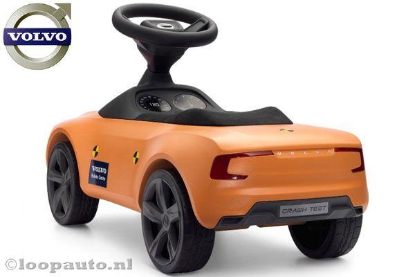 Crash test Oranje